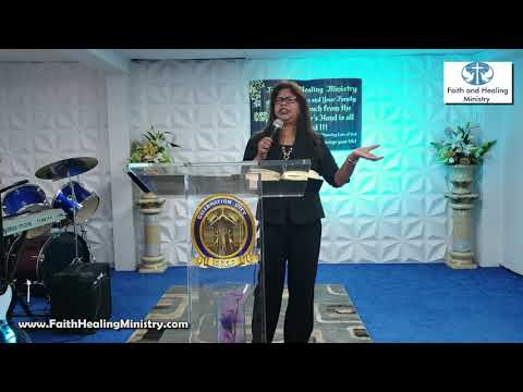 """The Power of Praise"" with Rev. Farida Doodnauth"