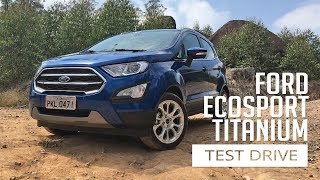 Ford EcoSport Titanium - Test Drive