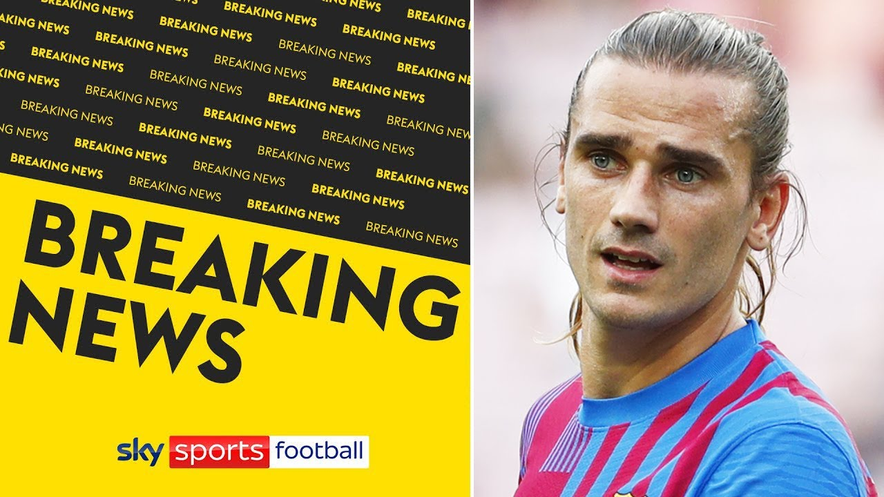 BREAKING! Antoine Griezmann set to go back to Atlético Madrid in preliminary loan offer from Barcelona thumbnail