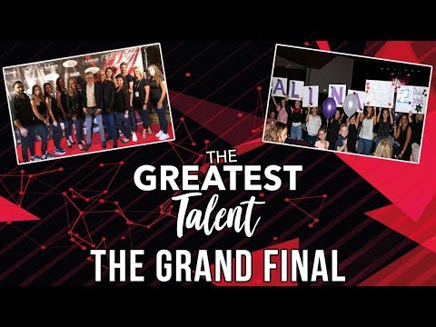 SHOWFINALE GREATEST TALENT I VLOG 39
