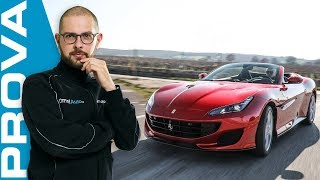 Ferrari Portofino, doppiogiochista per vocazione - Video Test