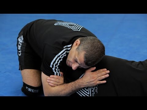 How to Do a Brabo or D'Arce Choke | MMA Submissions