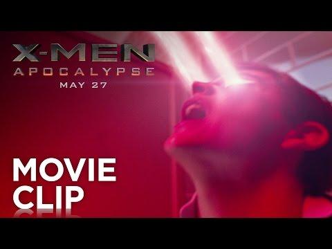 X-Men: Apocalypse (Clip 'Cyclops')