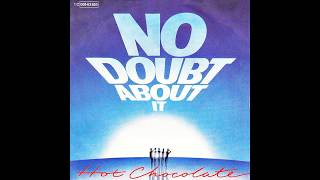 Hot Chocolate - No Doubt About It - 1980