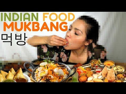 Indian Food Mukbang 먹방