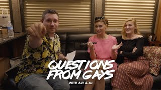 Questions From Gays With Aly & AJ (2019)