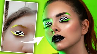 Meine Follower malen EINE WOCHE LANG meine Makeup Looks! 🥵