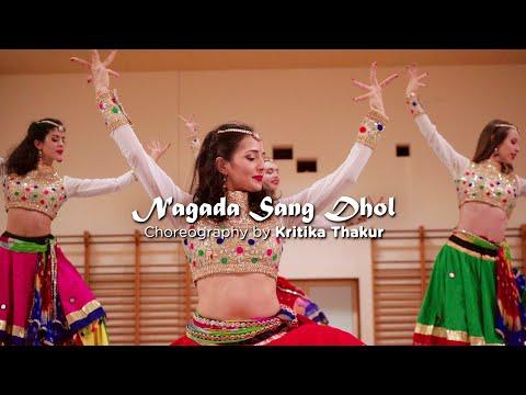 Download NAGADA SANG DHOL | ZARIYA INDIAN PERFORMING ARTS PORTUGAL HD Mp4 3GP Video and MP3