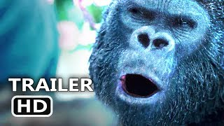 Cinematic Beauty in Apes New Movie!