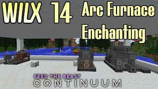 02 - Fast Trees, Combustion Heater - Modern Skyblock 3 - Most