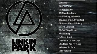 Linkin Park Greatest Hits Full Album Cover 2017_The Best Songs Of Linkin Park