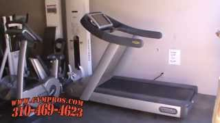 Technogym 700 Excite Run Treadmill