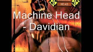 Machine Head - Davidian (with lyrics)