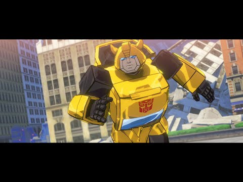 Видео № 0 из игры Transformers: Devastation [PS3]