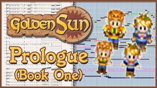 "New Arrangement: ""Prologue (Book One)"" from Golden Sun (2001)"