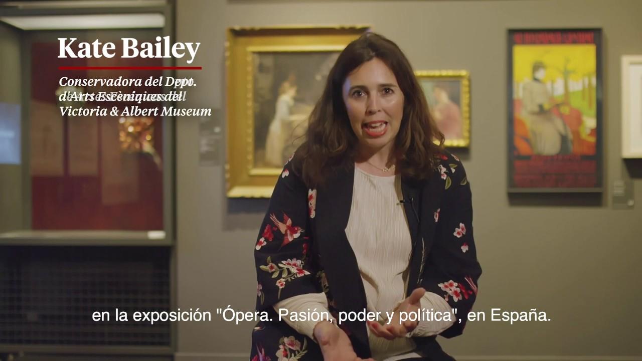 Ópera. Pasión, poder y política
