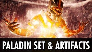 Skyrim Mod: Paladin Armor Set & Artifacts