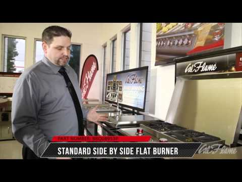 Cal Flame BBQ - Side Burners