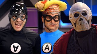 The Anti-Bats! - FULL EPISODE