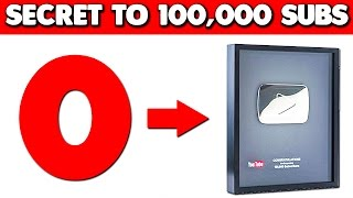 How To Get 100,000 Subscribers on Youtube (Watch Until The End) | Chaos
