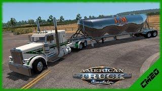 American Truck Simulator - Viper2 Peterbilt 389 v2.2