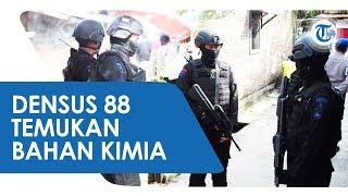 Densus 88 Amankan Temuan Bahan Kimia Saat Geledah Pelaku Terduga Teroris di Cirebon