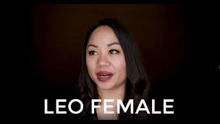 The LEO FEMALE By Joan Zodianz