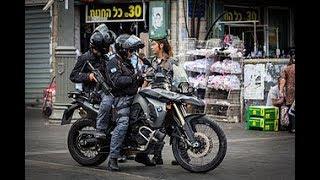 """""""Кризисный спецназ"""" израильской полиции"""