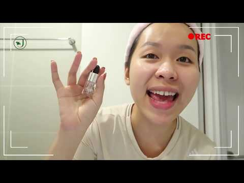 Beauty Bloger An Phương chia sẻ về Idebenone Ampoule