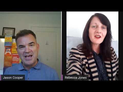 Radio Interview   Rebecca Jones   Clinical Hypnotherapist