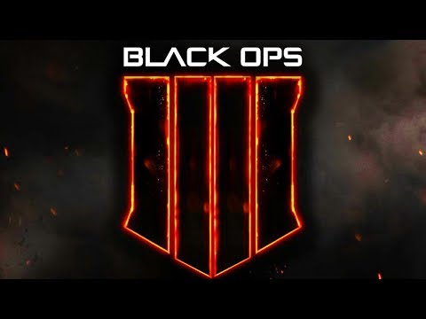 OFFICIAL CALL OF DUTY BLACK OPS 4 LOGO & SETTING LEAKED.