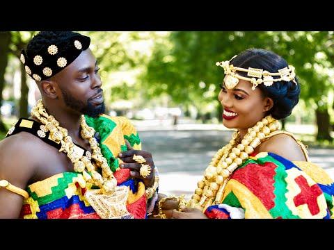 AN ASHANTI WEDDING ( KING & QUEEN) 2019