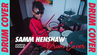 Samm Henshaw   Doubt Ft. Wretch 32 | Drum Cover | By Geneva London (Age 9)