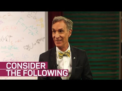 Bill Nye is back to teach us how to save the world