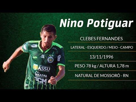 Melhores lances de Nino Potiguar