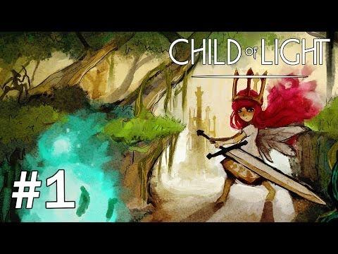 Девочка и светлячок [Child of Light #1]