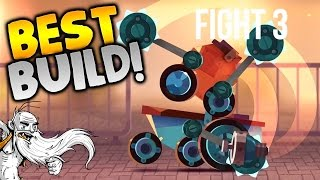 """THE BEST FIGHTER IN THE GAME!!!"" C.A.T.S. Crash Arena Turbo Stars IOS / Android gameplay"