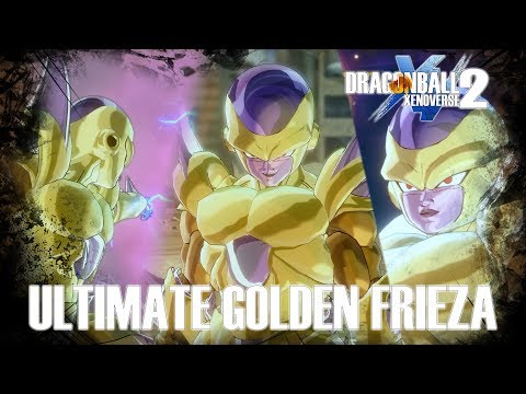 Super Frieza(Turn Super Golden Form) - Dragon Ball Xenoverse 2 Mods