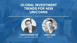 Global Investment Trends for New Unicorns