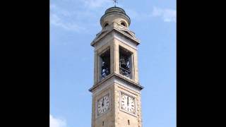 preview picture of video 'Alzano Lombardo (BG) - fraz. Alzano Sopra - Lauda Sion alle campane della parrocchiale'