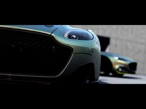 Aston Maritn Rapide AMR y Vantage AMR Pro
