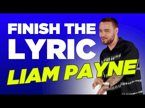 Liam Payne Absolutely Bosses 'Finish The Lyric' Mp3