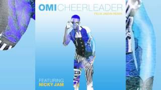 OMI feat  Nicky Jam   Cheerleader Felix Jaehn Remix Cover Art copia