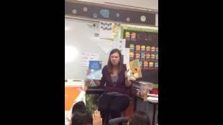 Lucy Calkins Lesson Pt 1
