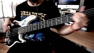 Dream Theater - Scarred (bass cover by Alberto Rigoni)