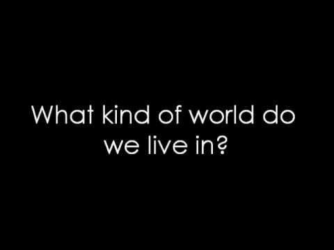 12 Stones - World So Cold (lyrics)