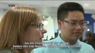 a365 trên VTV4- Talk Vietnam Nhiếp ảnh gia Mỹ với thế giới người tự kỷ 2