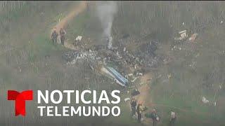 Noticias Telemundo, 26 de enero 2020   Noticias Telemundo