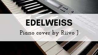 Edelweiss (from The Sound of Music) (Piano Cover)