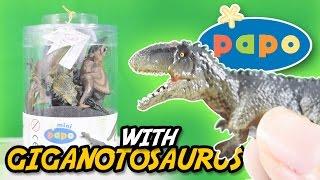 Papo® Dinosaur Minis Tub SET #2